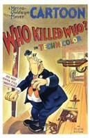 """Who Killed Who - 11"""" x 17"""""""