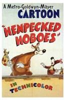 "Henpecked Hoboes - 11"" x 17"""