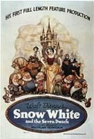 "11"" x 17"" Snow White Pictures"