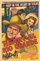 """Heart of the Rio Grande - 11"""" x 17"""""""