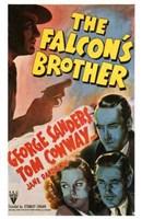 "The Falcon's Brother - 11"" x 17"", FulcrumGallery.com brand"