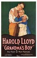 """Grandma's Boy - 11"""" x 17"""""""