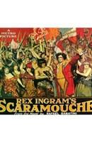 "Scaramouche Rex Ingram - 11"" x 17"", FulcrumGallery.com brand"
