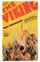 The Viking Wall Poster