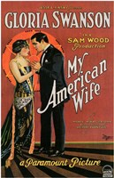 "My American Wife - 11"" x 17"" - $15.49"