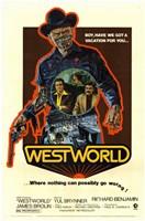 Westworld Fine Art Print