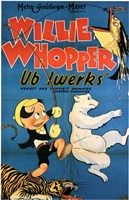 "Willie Whopper - 11"" x 17"", FulcrumGallery.com brand"