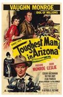 "The Toughest Man in Arizona (vintage movie poster) - 11"" x 17"""