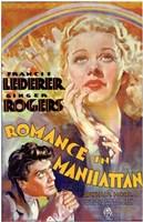 "Romance in Manhattan - 11"" x 17"""