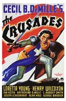 "The Crusades - 11"" x 17"""