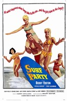 """Surf Party - 11"""" x 17"""""""