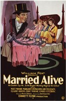 "Married Alive - 11"" x 17"", FulcrumGallery.com brand"