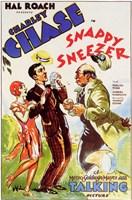 "Snappy Sneezer - 11"" x 17"", FulcrumGallery.com brand"