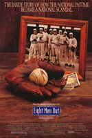 Eight Men Out Wall Poster