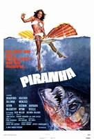 "Piranha - 11"" x 17"""