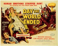 """Day the World Ended - 17"""" x 11"""" - $15.49"""