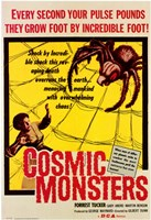 "Cosmic Monsters - 11"" x 17"" - $15.49"