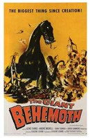 "The Giant Behemoth - 11"" x 17"" - $15.49"