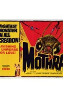 "Mothra - 11"" x 17"""