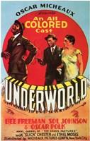 "Underworld - 11"" x 17"", FulcrumGallery.com brand"