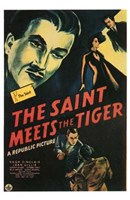"The Saint Meets the Tiger - 11"" x 17"""