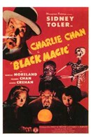 "Charlie Chan in Black Magic - 11"" x 17"""