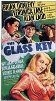 "Glass Key Veronica Lake - 11"" x 17"""