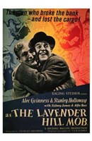 "Lavender Hill Mob - 11"" x 17"""