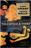 to Catch a Thief Grace Kelly Framed Print