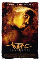 2Pac Wall Poster