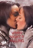 "When Night is Falling - kiss - 11"" x 17"""