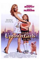 "Uptown Girls movie poster - 11"" x 17"""