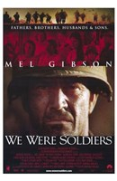 We Were Soldiers Wall Poster