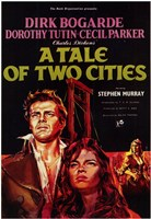 """A Tale of Two Cities - 11"""" x 17"""" - $15.49"""