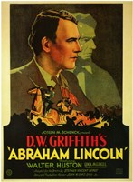 "Abraham Lincoln - 11"" x 17"""