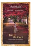 """Three Seasons - 11"""" x 17"""""""