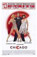 Chicago Musical Movie Fine Art Print