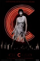 "Chicago Velma Kelly - 11"" x 17"""