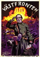"""Westfront 1918 - 11"""" x 17"""""""