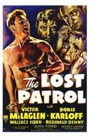 "The Lost Patrol - 11"" x 17"""