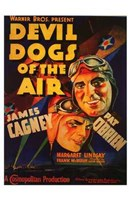"""Devil Dogs of the Air - 11"""" x 17"""""""