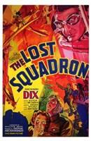 """The Lost Squadron - 11"""" x 17"""""""