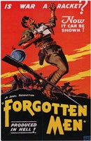 "Forgotten Men - 11"" x 17"""