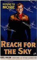 """Reach for the Sky - 11"""" x 17"""""""