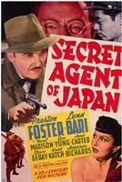 """Secret Agent of Japan - 11"""" x 17"""""""