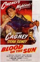 "Blood on the Sun - 11"" x 17"""