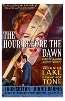 "The Hour Before Dawn - 11"" x 17"", FulcrumGallery.com brand"