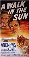 """A Walk in the Sun - 11"""" x 17"""""""