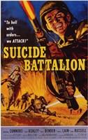 """Suicide Battalion - 11"""" x 17"""""""