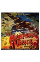 """Memphis Belle: a Story of a Flying Fortr - 11"""" x 17"""""""